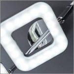 B.K. Licht plafonnier LED, 6 spots orientables, luminaire moderne, éclairage intérieur, lumière blanche chaude, lampe chambre salon couloir, 230V, IP20, 6x4W de la marque B.K.Licht image 3 produit