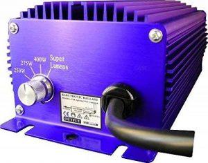 Ballast électronique LUMATEK 400 W + Ampoule HPS de MARQUE (Sylvania, Osram, Philips) de la marque Lumatek image 0 produit