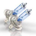 Beacon - H7 Night Vision Lampe de Phare, adaptée à Toutes Les Voitures avec Ampoules H7 et culot PX26D (12 V 55 W) pour Feux de Croisement et phares - Un Pack de Deux Lampes de la marque Beacon image 2 produit