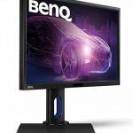 BenQ BL2420PT, Écran 23.8 Pouces Spécialement Conçu pour les Designers, Résolution QHD 2560 x 1440, 100% sRGB, IPS, Modes CAO/FAO, Animation, Low Blue Light, Flicker-Free, Pied Réglable en Hauteur de la marque BenQ image 4 produit