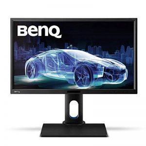 BenQ BL2420PT, Écran 23.8 Pouces Spécialement Conçu pour les Designers, Résolution QHD 2560 x 1440, 100% sRGB, IPS, Modes CAO/FAO, Animation, Low Blue Light, Flicker-Free, Pied Réglable en Hauteur de la marque BenQ image 0 produit