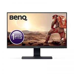 BenQ GL2580H Moniteur Eye-Care 24,5 pouces, 1ms, FHD 1080p, Affichage 1920x1080, Low Blue Light, Flicker-free, Cadre Ultra Fin, HDMI de la marque BenQ image 0 produit