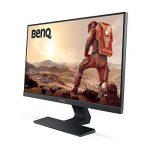BenQ GL2580H Moniteur Eye-Care 24,5 pouces, 1ms, FHD 1080p, Affichage 1920x1080, Low Blue Light, Flicker-free, Cadre Ultra Fin, HDMI de la marque BenQ image 1 produit