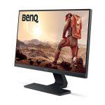 BenQ GL2580HM Moniteur Eye-Care 24,5 pouces, 1ms, FHD 1080p, Affichage 1920 x 1080, Low Blue Light, Flicker-Free, Cadre Ultra Fin, HDMI, Haut-Parleur de la marque BenQ image 1 produit