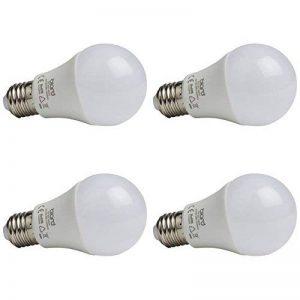 Biard - Pack de 4 Ampoules LED E27 7W - Blanc Froid - Dimmables de la marque Biard image 0 produit