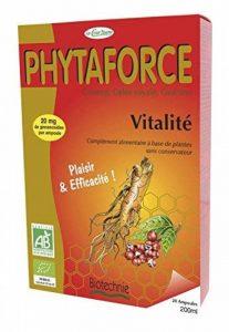 Biotechnie Phytaforce Vitalité 20 Ampoules de la marque Biotechnie image 0 produit
