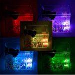 Bloowmin-3.5W 12V Lampe Spot Light Projecteur 36 LEDs Submersible Aquarium Multicolore Réglable Basse Consommation Lumiere UE de la marque Bloomwin image 1 produit