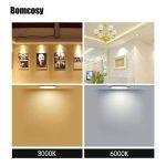 Bomcosy Lot de 10 MR16 Ampoules LED 5W GU5.3 12V 6000K Blanc Froid 50 W Spot Halogène équivalent 420 Lumens Angle de Faisceau de 35° Non Dimmable de la marque Bomcosy image 2 produit