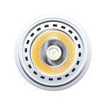 Bonlux 12W Dimmable Spot LED GU10 AR111 Projecteur à LED 220-240V Blanc Froid 6000K 24 Degrés Replacement de l'Ampoule Halogène 50-75W, CREE 1507 COB Puces, GU10 Ampoule LED pour chambre à coucher, salle à manger, salle de réunion, salon, salle d'expositi image 2 produit