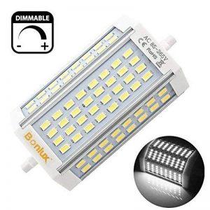 Bonlux LED R7S 30W Dimmable Ampoule Doublé Extrémités J118 LED Projecteur Blanc froid 6000k Remplacement de 300W R7S Ampoule Halogène de la marque Bonlux image 0 produit