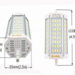 Bonlux LED R7S 30W Dimmable Ampoule Doublé Extrémités J118 LED Projecteur Blanc froid 6000k Remplacement de 300W R7S Ampoule Halogène de la marque Bonlux image 1 produit