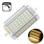 Bonlux LED R7S 30W J118 Dimmable Ampoule Doublé Extrémités Blanc Chaud 3000k 118mm 64 x 5730 SMD Remplacement de 300W R7S Ampoule Halogène de la marque Bonlux image 1 produit