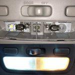 BoomBoost10 pcs 5SMD 5050 LED T11 BA9S Blanc T4W 182 1445 H6W 53 Voyants de voiture Ampoule Lampe de cale Car Wedge Light de la marque BoomBoost image 4 produit