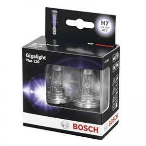 Bosch 1987301107 Gigalight Plus 120 Xenongas H7 12V/55W PX26d Set of 2 de la marque Bosch image 0 produit