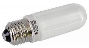 Bresser JDD-5 Lampe pilote halogène E27/250W de la marque Bresser image 0 produit