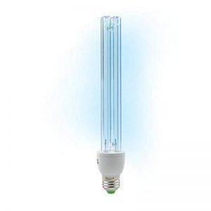 BRIGHTINWD LED 220 V 15 W lampe UV stérilisation d'ozone E27 Base antibactérien Taux de 99% Ultraviolet germicide de désinfection lumières sans pied de lampe de la marque BRIGHTINWD image 0 produit
