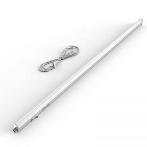 Briloner Leuchten 2379-106 Réglette LED à lumière blanc neutre - idéale pour meubles - placards - cuisine - interrupteur intégré - 10 W - longueur : 87.3 cm de la marque Briloner Leuchten image 0 produit