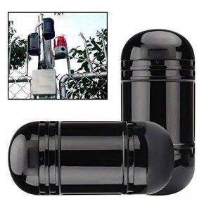 BW Détecteur et alarme à double faisceau Portée de 60m en extérieur/180m en intérieur Ajustement optique Étendue du faisceau 1,5m de la marque BW image 0 produit