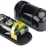 BW Détecteur et alarme à double faisceau Portée de 60m en extérieur/180m en intérieur Ajustement optique Étendue du faisceau 1,5m de la marque BW image 4 produit