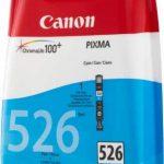 Canon CLI-526 C Cartouches séparées pour Imprimante jet d'encre iP4850/MG5150/5250/6150/8150 Cyan de la marque Canon image 1 produit