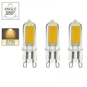 Capsule LED G9 Xanlite - 200 Lumens - Vendu par 3 de la marque Xanlite image 0 produit