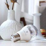 CARUS 1016455A +, ampoule LED, plastique, 8watts, E27, Blanc, 6x 10, 8cm de la marque Carus image 2 produit
