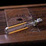 Century Light - T20 E14 1W Ampoule Filament LED - 2200K Blanc Chaud 100lm - Équivalent 10W - Angle de Faisceau 360° - Non-graduables - Lot de 10 [Classe énergétique A++] de la marque Century Light image 4 produit