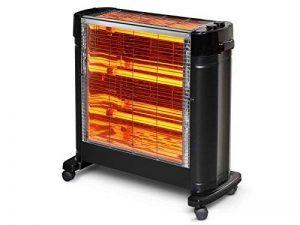 Chauffage d'appoint à tube infrarouge 2700 watts, pratique et très puissant HEATY 2861 Purline de la marque Purline image 0 produit
