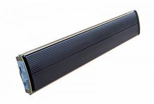 Chauffage Infrarouge Long 1000W Radiateur IR sans lumière avec boîtier en aluminium pour l'intérieur et les espaces extérieurs couverts Longueur 60 cm de la marque MPCSHOP image 0 produit