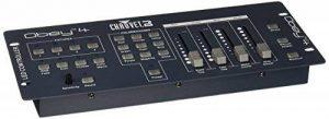 CHAUVET DJ OBEY4 Contrôleur DMX compact pour Projecteurs LED de type wash de la marque Chauvet Lighting image 0 produit