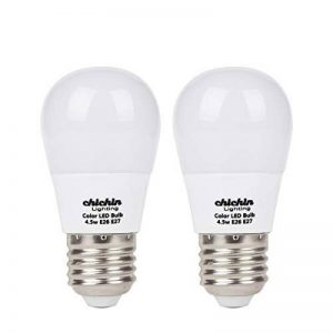 ChiChinLighting 2-pack ampoules à basse tension 12 V LED E26 ampoules LED Ampoule LED 12 V 5 W Blanc doux 3000 K Ampoule 40 W équivalent, Blanc clair, Lot de 2, E26 5.00 watts 5.00 volts de la marque ChiChinlighting image 0 produit