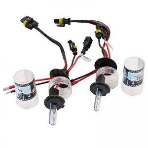 CICMOD H7 Ampoules, 1 Paire H7 35W 6000K Xénon HID Ampoules Lampes de Remplacement de la marque CICMOD image 0 produit
