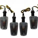 Clignotants Universel Effet Fibre Carbone 21W Ampoule Halogène Pour Moto Trike Quad de la marque Alchemy Parts Ltd image 2 produit