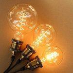 CMYK® Ampoule Vintage Edison Standard 60 mm - Ampoule Deco Design Retro Vintage Incandescence de la marque CMYK image 3 produit