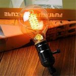 CMYK® Ampoule Vintage Edison Standard 60 mm - Ampoule Deco Design Retro Vintage Incandescence de la marque CMYK image 4 produit