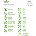 Comprimés de ZINC 25 mg végétalien pour 12 mois - meilleure biodisponibilité - produit de qualité Made-in-Germany sans stéarate de magnésium, 30 jours de reprise gratuite! 1er Pack (1 x 126 g) de la marque Vitamaze - amazing life image 4 produit