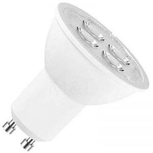 économie LED Lot de 4, gu10, 5.0 wattsW de la marque PowerSave image 0 produit