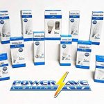 économie LED Lot de 4, gu10, 5.0 wattsW de la marque PowerSave image 2 produit