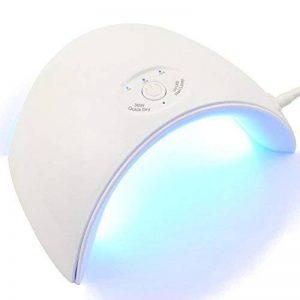 Coscelia 36W Lampe UV/LED Manucure Pour Ongle Prise USB pour Vernis Gel Semi Permanent Nail Art Lampe Blanc de la marque Coscelia image 0 produit