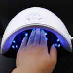 Coscelia 36W Lampe UV/LED Manucure Pour Ongle Prise USB pour Vernis Gel Semi Permanent Nail Art Lampe Blanc de la marque Coscelia image 1 produit