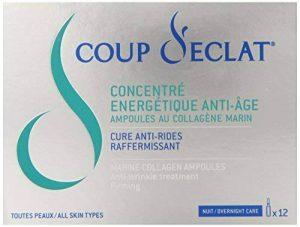 Coup d'Eclat Ampoules Régénératrices au Collagène Marin de la marque Coup D Eclat Collagene Marin image 0 produit