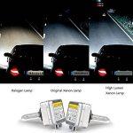 D1S HID Ampoule Lampe Xénon Phare 10000K, 12V 35W, Pack of 2 de la marque CAR ROVER image 3 produit