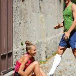 DANISH ENDURANCE Chaussettes de Sport Quarter Pro, Lot de 3 ou 5 Paires, pour Hommes et Femmes, pour la Course à Pied, Le Running, Le Fitness ou Le Quotidien, dans Vos Baskets et Sneakers de la marque DANISH ENDURANCE image 4 produit