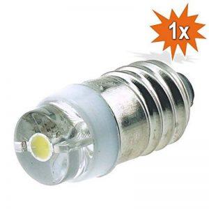 Do!LED 0,6W E10LED Cree Ampoule culot à vis pour dynamo, courant alternatif et de courant continu d'Exploitation d'Exploitation AC/DC de la marque Do!LED image 0 produit