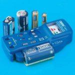 Draper 57574 Testeur de batterie, ampoule et fusible (Import Grande Bretagne) de la marque Draper image 1 produit