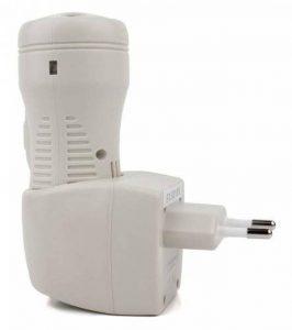 DURAGADGET Lampe torche / veilleuse compacte de sécurité rechargeable à basse consommation – prise murale de la marque Duragadget image 0 produit