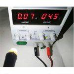 E10Mes 3V 4,5V 6V 0,5W 0,75W Blanc 6000K Ampoule LED Lampe torche Phare de travail Lampe frontale lampe de poche outils de travail, 4 pièces, 4.5V de la marque EIYYRELED image 4 produit