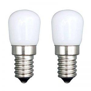 E14 ampoule LED / [2 paquets] SFTlite E14 SES ampoule pygmée LED 1.5W 120LM ampoules LED d'économie d'énergie avec Super Bright Cool White petite vis Edison LED lampes [Equivalent à 15W ampoule halogène - 220-240V AC non dimmable] E14 LED pygmée ampoule d image 0 produit