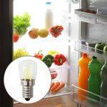 E14 Réfrigérateur Ampoule Filament LED T22 220V 2W Remplacement 25W Halogène, blanc froid 6000K, 2 pièces de la marque HGHC image 3 produit