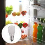 E14 SES LED lampe Cool blanc 6000K 2W AC 220-240 volts, 15 watts équivalent petit Edison à vis LED pygmée ampoule pour réfrigérateur, four micro-ondes cuisinière hotte Sewing Machine 2-packs de la marque ZSZT image 2 produit